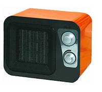 Керамический тепловентилятор Calore FHC-15RTo, 750/1500Вт 225х153х182 мм цвет оранжевый KTG