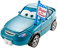 Машинка Disney Баки Бракэдуст Тачки Mattel (CHC15)