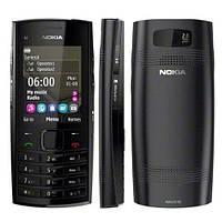 Оригинальный телефон Nokia X2-02 Dark Silver, Финляндия.