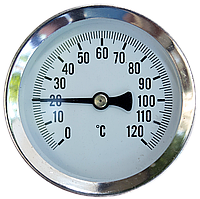 Термометр биметаллический Т63 0-120 °C