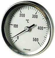 Пирометр аксиальный Cewal PSZ 63 GC (63мм, 0/500°С, L-100мм)