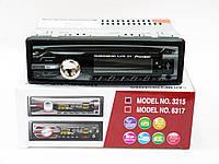 Автомагнитола 1DIN MP3-3215 RGB панель
