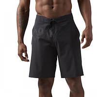 Мужские шорты для Кроссфита Reebok CrossFit Super Nasty черного цвета CD7622 - 2018