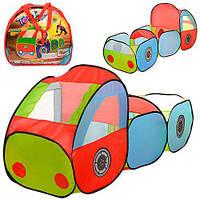 """Палатка детская """"Машинка с прицепом"""" арт. 3331"""