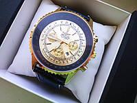Наручные часы Breitling золотой 364
