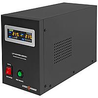 Источник бесперебойного питания LogicPower LPY-B-PSW-500VA 5/10А с правильной синусоидой