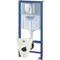 Система для подвесного унитаза Grohe Rapid SL 4 В 1 - 38750001, фото 1