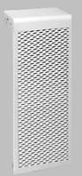 3-х секционный навесной металлический экран для батарей
