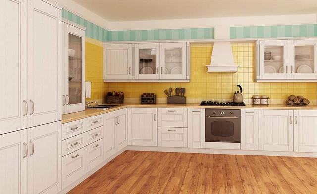 Кухни из массива ясеня под заказ киев, кухонная мебель дерево ясень, цена, фото, дизайн
