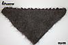 Оренбургский пуховый платок-косынка Беатриса 150х95, фото 3