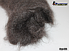 Оренбургский пуховый платок-косынка Беатриса 130х90, фото 2