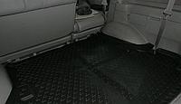 Коврик в багажник Ситроен Берлинго Б9 (Citroen Berlingo B9) с 2008 г.  (полиуретан)