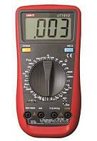 Мультиметр  Uni-T UT151D, Ручной выбор диапазона, Универсальный измерительный прибор, Компактный тестер