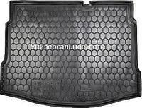 Коврик в багажник Смарт 454 (Smart 454) с 2004 г. (Forfour, AG, полиуретан)