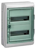 Щиток Schneider Kaedra IP65 24 модулей 13983 пылевлагозащищенный наружной установки