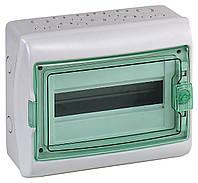 Щиток Schneider Kaedra IP65 12 модулей 13981 пылевлагозащищенный наружной установки