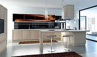 Кухонная мебель, кухни с фасадами из дуба Киев, дубовые кухни на заказ, фото 1