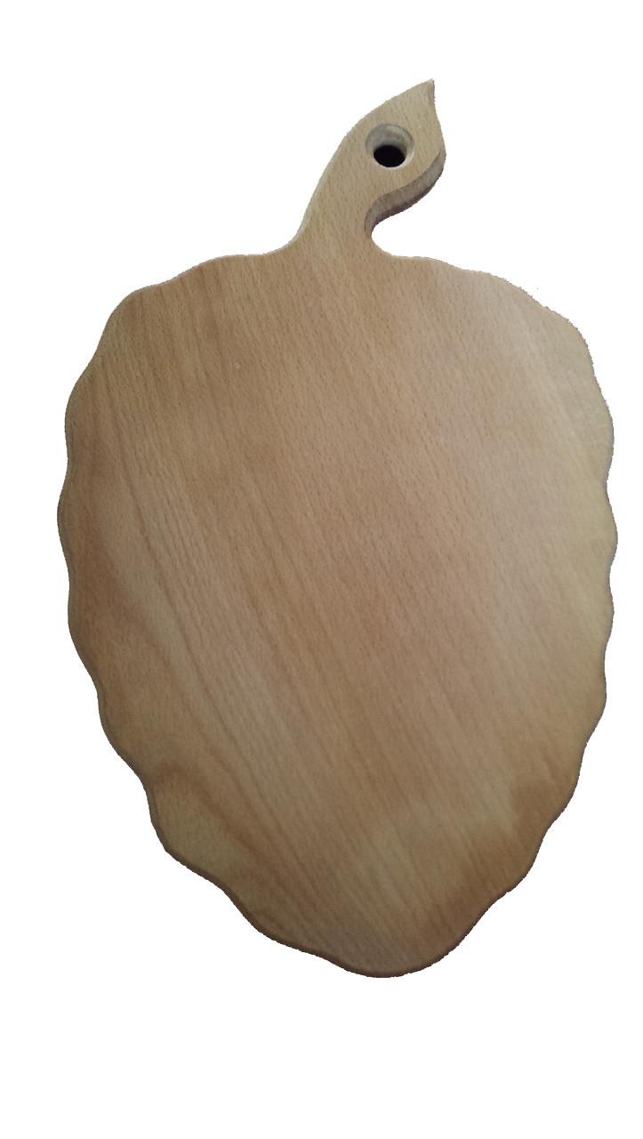 Доска разделочная деревянная  25*39 буковая  оптом и в розницу