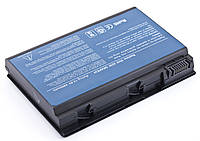 Батарея Acer Extensa 5220, 5620 TravelMate 5310, 5520, 5720, 7520, 7720, 14,8V 4400mAh Black