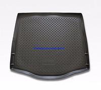 Коврик в багажник Вольво S60 (Volvo S60) с 2013 г. (седан, полиуретан)