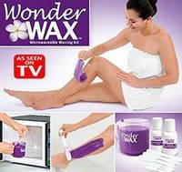 Крем воск для удаления нежелательных волос Wonder Wax