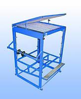 Установка 10-шовная для упаковки линеек, технологии, технические решения; производство оборудования, линий