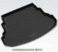 Коврик в багажник БИД Ф3 (BYD F3) с 2005 г. (седан, полиуретан)