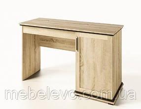 Палермо  стол письменный  765х1300х600мм дуб сонома   Світ Меблів