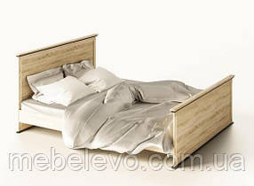 Палермо  кровать 160 990х1695х2105мм дуб сонома   Світ Меблів
