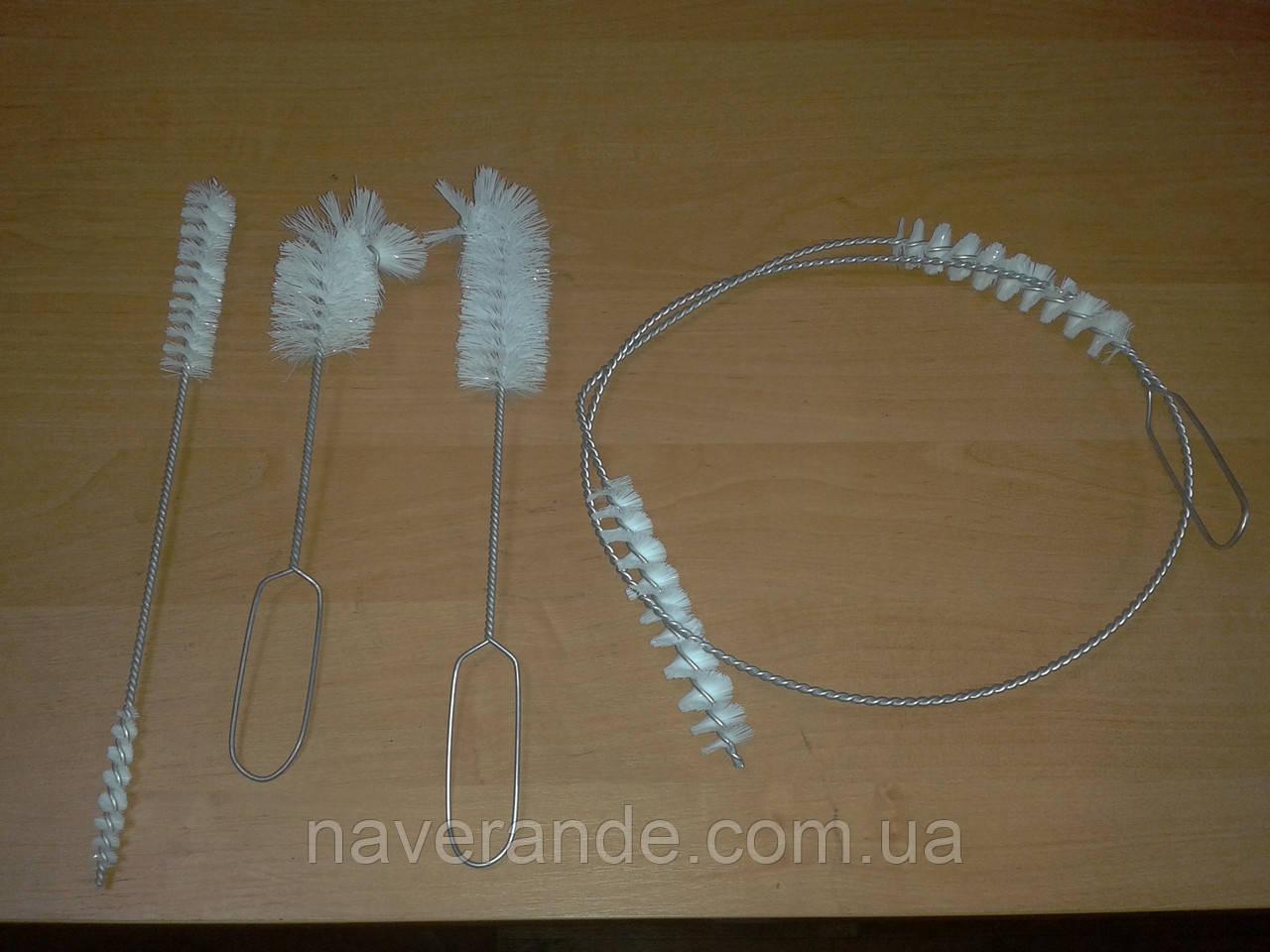 Ерши для чистки доильных аппаратов (комплект)
