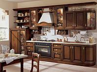 Кухни из дерева фото, дизайн деревянной кухни на заказ киев