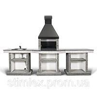 Барбекю комплекс мойка + стол Stimlex Steel BCPF