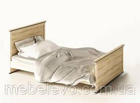 Палермо  кровать 90  990х995х2105мм дуб сонома   Світ Меблів