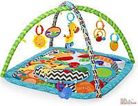 Коврик игровой гимнастический Сафари Bright Stars 074451522497