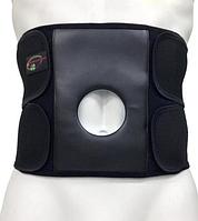 Бандаж  для спини і м'язів черев. стінки тип Стронг С-3С-70 з отв. під стому размер L Реабілітімед