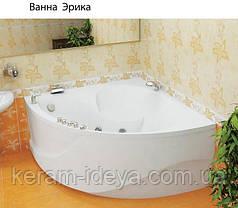 Ванна акриловая TRITON ЭРИКА 1400х1400х640