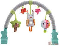 Музикальная дуга для коляски - Сова лесовая Taf toys 605566118758