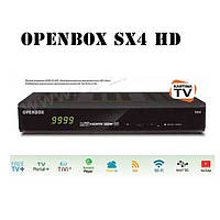 Спутниковый ресивер Openbox SX4  HD