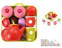 Набор посуды с пироженнами Ecoiffier 3280250009603