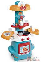 """Детская кухня """"Cooky"""" с раскладной столешницей Smoby 3032163107057"""