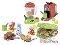 """Набор """"Кухонная техника Chef"""" с посудой и продуктами Ecoiffier 3280250026242"""