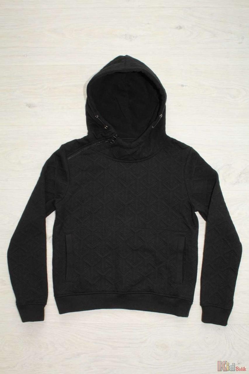 Худи для мальчика тёмно-серого цвета (164 см.) Ritchie 2126000252657 -  KidButik 1e29d94076b9a