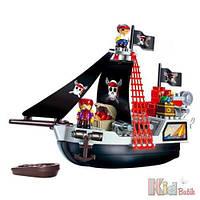 Конструктор Пиратский корабль Ecoiffier 3280250031307