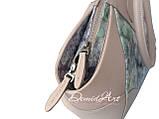Великолепная сумка из итальянской кожи, фото 3