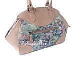 Великолепная сумка из итальянской кожи, фото 4