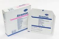 Пов`язка атравматична з нетканого матеріалу, стерильна Atrauman®  10 х 7,5 см №1