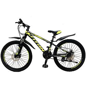 """Підлітковий велосипед Titan Spider 24"""" 2019"""