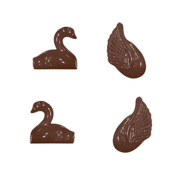 "Форма для шоколада ""Лебедь"" Martellato"