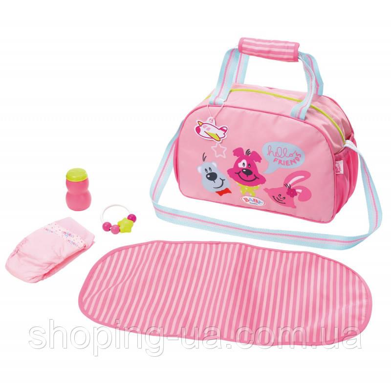 Сумка для пеленания куклы Baby Born Zapf Creation 824436