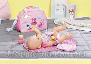 Сумка для пеленания куклы Baby Born Zapf Creation 824436, фото 2